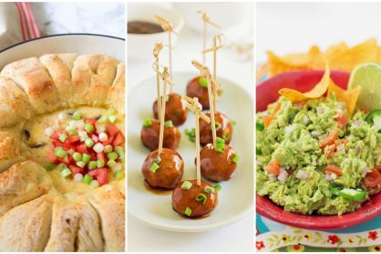 9 Now Ideas for Super Bowl Game Snacks
