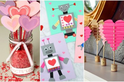 DIY Valentines Day Crafts