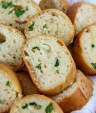 Kid-Approved Gluten-Free Garlic Bread