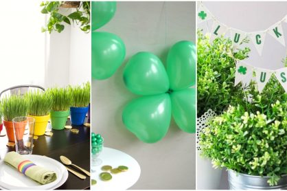 DIY St. Patrick's Decor