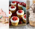 Delish Cupcake Recipes