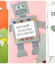 9 Now Ideas for Father's Day DIY Cards