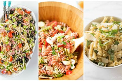 Summer Pasta Salads