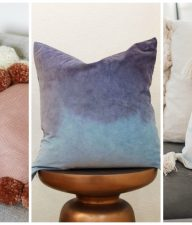 Make Cute Couch Pillows