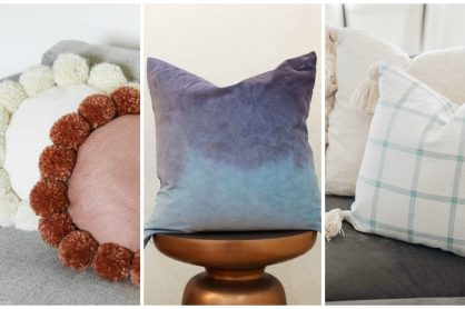 Make Cute Couch Pillows