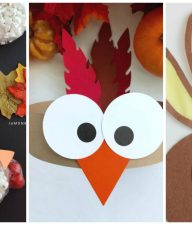 9 Now Ideas for Turkey Kids Crafts