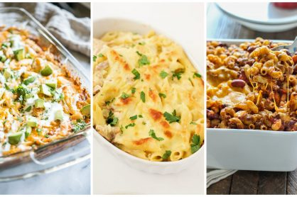 winter casserole recipes