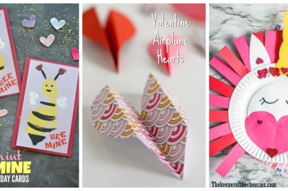 Valentine Kids Crafts