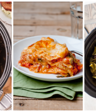 Slow Cooker Winter Meals