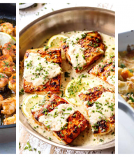Simple Seafood Dishes