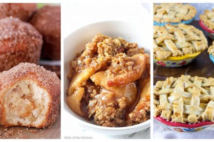 9 NOW Ideas for Apple Desserts