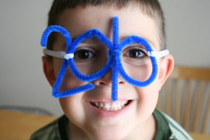 2010 Kids Craft Glasses