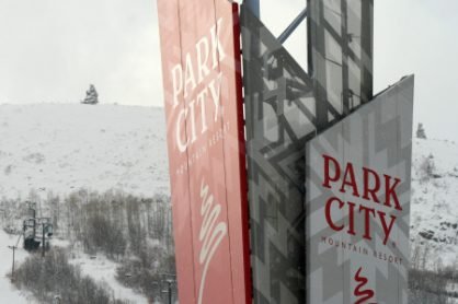 Park City Mountian Resort Ski Utah
