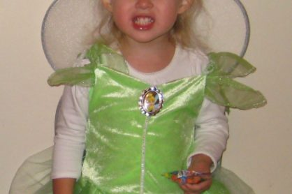 Fairy Costume Birthday Party