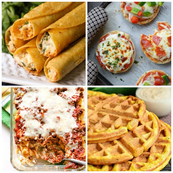 25 Make-Ahead Meals