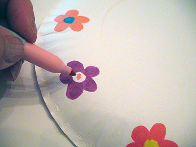 & Summer Camp for Kids: Paper Plate Frisbees | Make and Takes