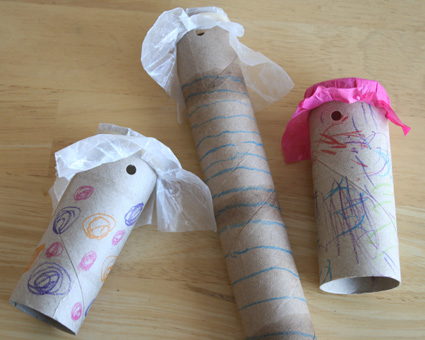 Homemade Noise Makers