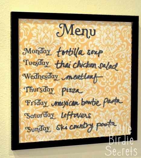 glass menu board 4