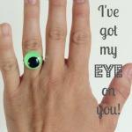 Googly-Eye Rings