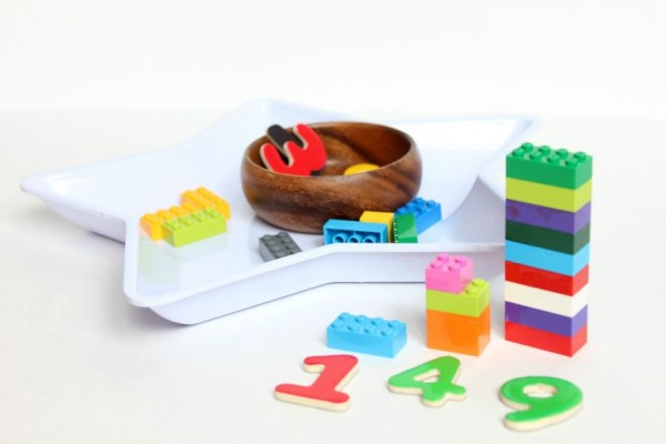 grab and count math game with legos