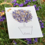 Floral Topiary Cards