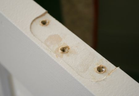 Repairing A Door Hinge With Matches Make And Takes