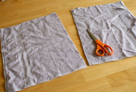 Sew Up an Easy Hooded Bath Towel | Make and Takes