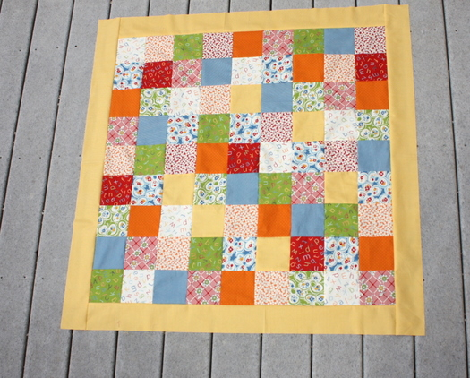 Quilt Along Series Sewing On Borders Make And Takes