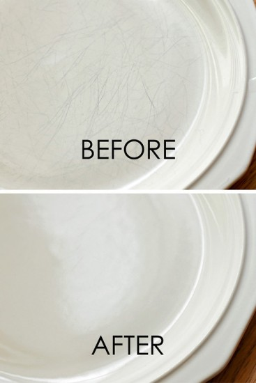 Cleaning Porcelain
