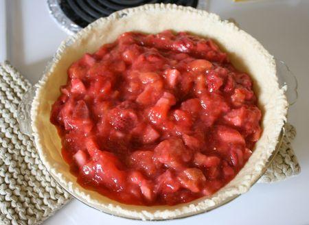 Strawberry Rhubarb Filling