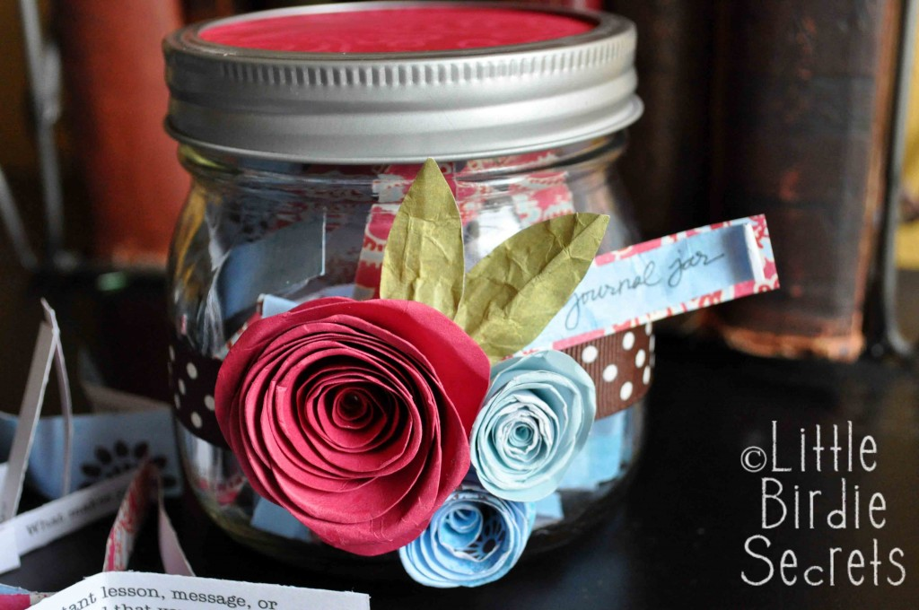 Write Your Story With A Journal Jar Make And Takes