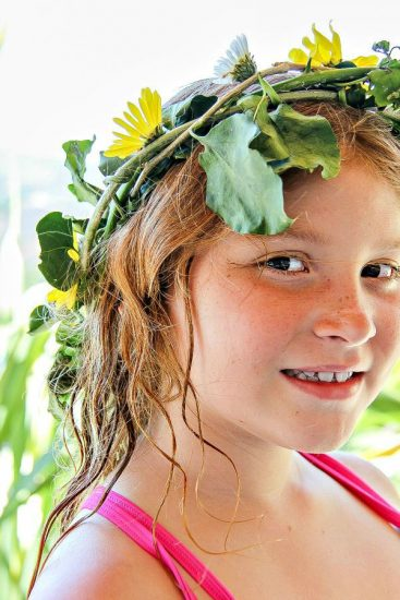 kids-activities-how-to-make-a-floral-crown-out-of-flowers-and-vines