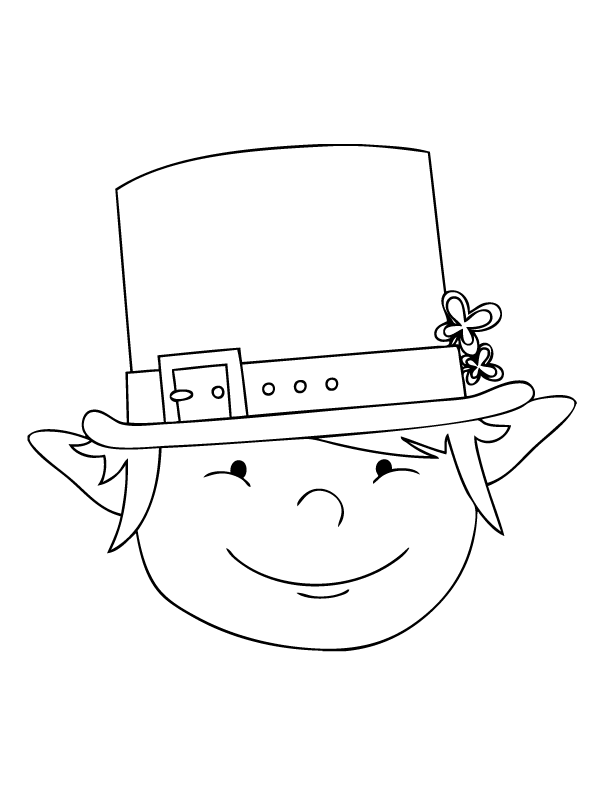 St Patrick S Day Coloring Pages Make And Takes
