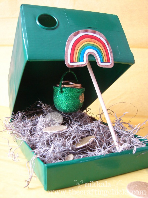 Pot of Gold Leprechaun Trap