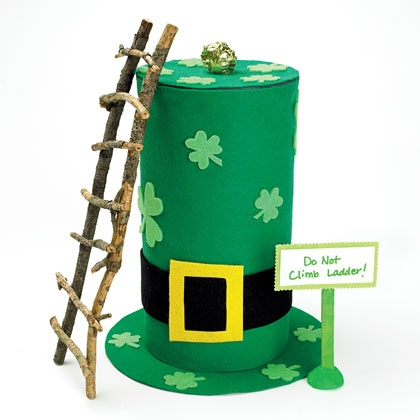 10 Ways to Catch a Leprechaun Hat Ladder