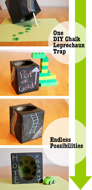 10 Ways to Catch a Leprechaun Chalk Trap