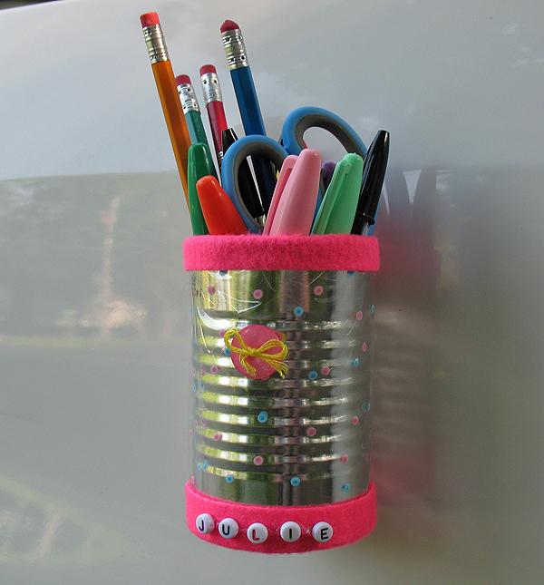 Locker Pencil Holder