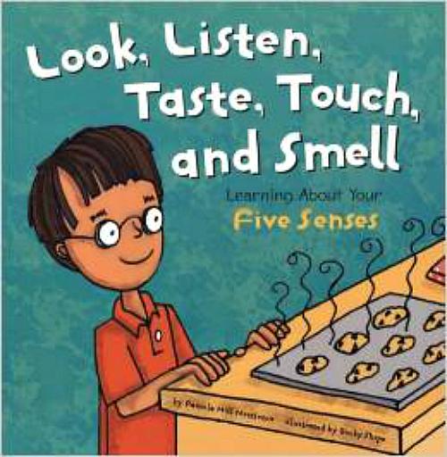 look listen book
