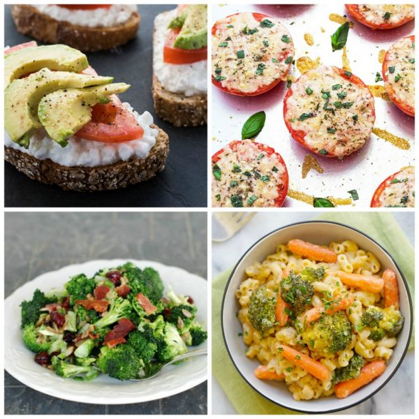 23 Quick Fix Lunch Ideas