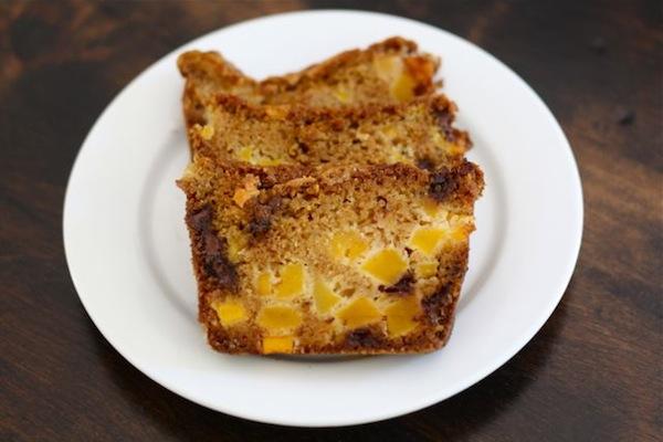 Mango Chocolate Chip Bread