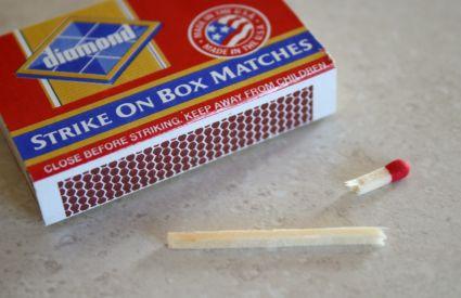 Broken Match