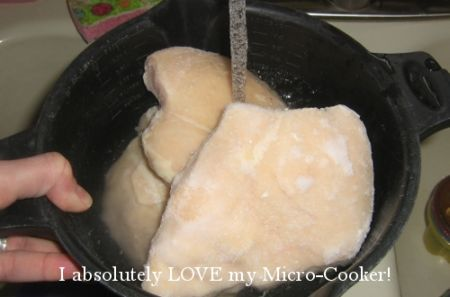 Pampered Chef Micro Cooker