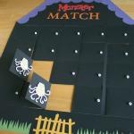 Monster Matching Game