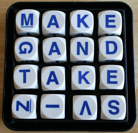 Play Boggle