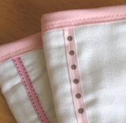 Baby Burp Cloth Tutorial