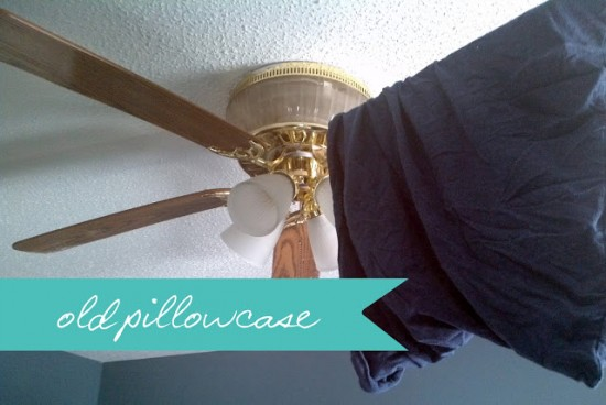 Pillowcase Fan Hack
