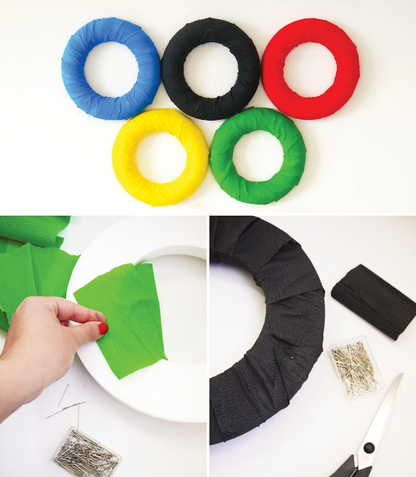 10 DIY Ideas For A Winter Olympics Party Make And Takes