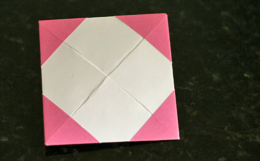 Super-Simple Origami Picture Frames | Make and Takes