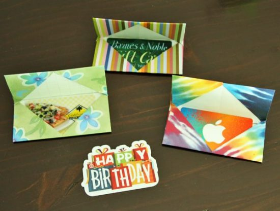 origami-giftcard-holders-600x454