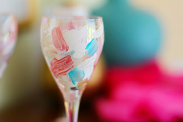 painterly glass